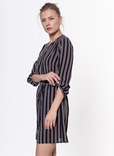 Gömlek Elbise-Only